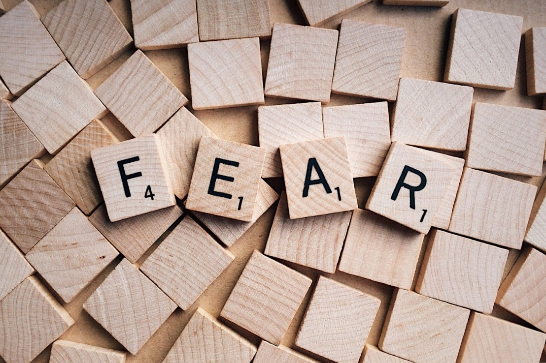 How Fear Prevents Writing